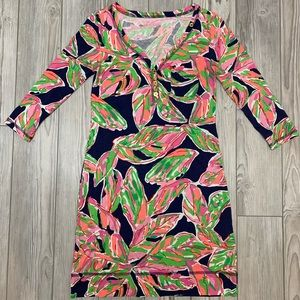 Lily Pulitzer Quarter Sleeve Dress